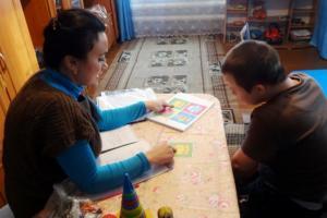 Работа с детьми с ограниченными возможностями здоровья